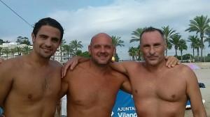 Esquerre: Jordi Bosch, dreta: Jonathan Gómez.