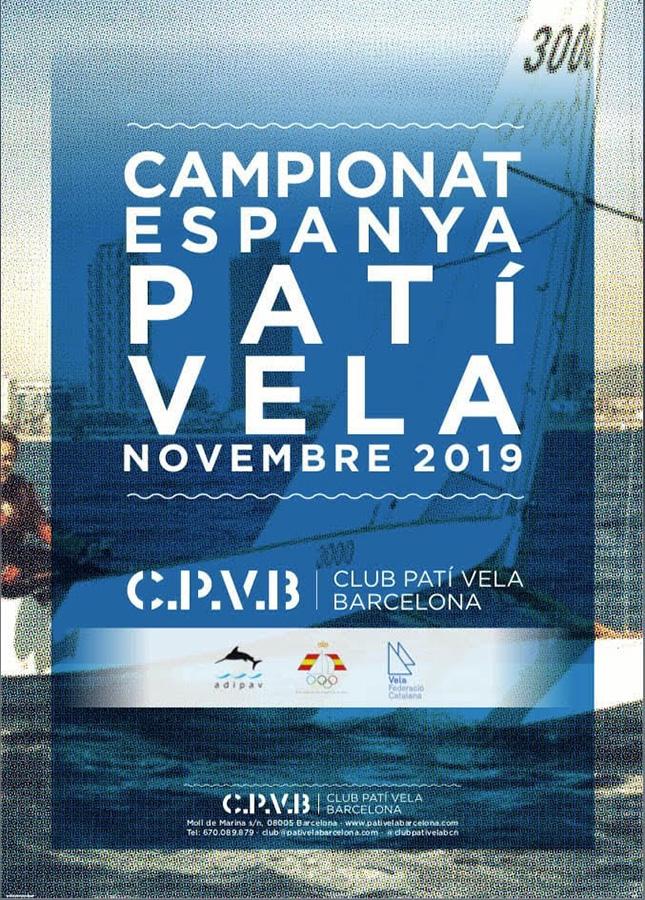 Camiponat-espanya-pati-vela-nov19