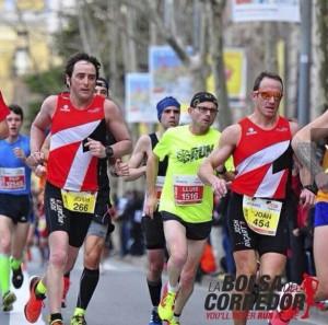 Mitja Marató de Barcelona2015