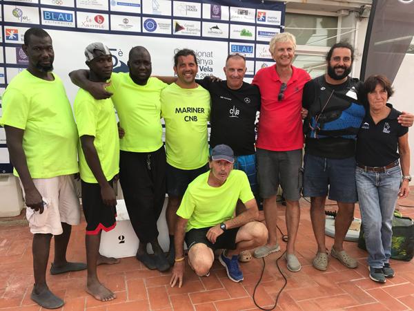 campeonato-de-espana-2018-de-patin-a-vela-senior-marineros-del-club-natacion-badalona-con-anna-pujol-bis